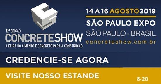 Concrete Show 2019